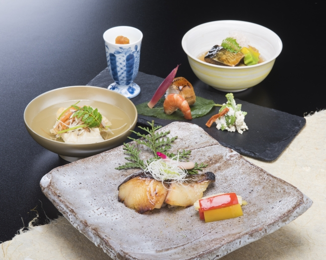 日本料理なにわ 懐石「サンクスランチ」
