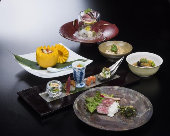 日本料理なにわ 懐石「サンクスディナー」