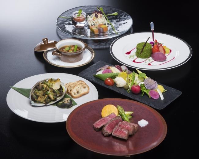 日本料理なにわ 鉄板焼「サンクスディナー」
