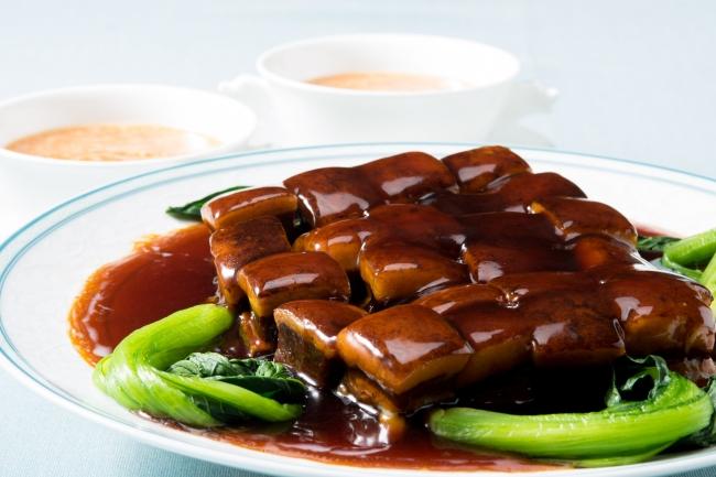 中国料理 皇家龍鳳のトンポーロー