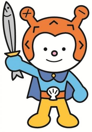 気仙沼市観光キャラクター「海の子 ホヤぼーや」