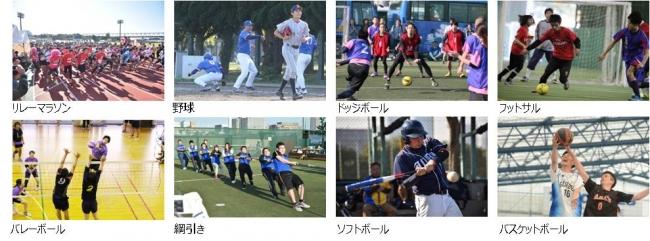 ザ・コーポレートゲームズ 東京 ...