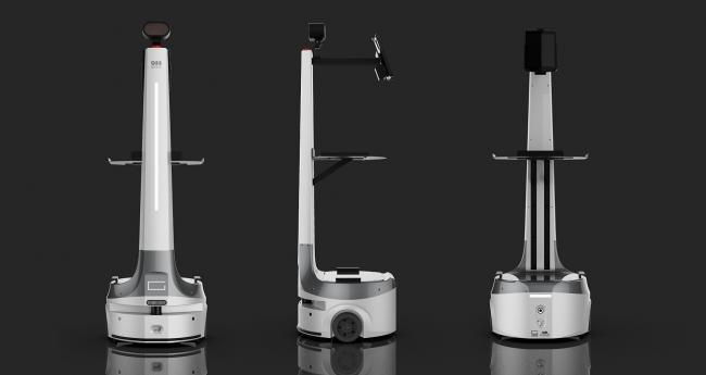 2019年度に販売開始予定の自律型協働ロボット(AMR)モデル