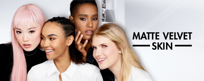 MAKE UP FOR EVER 極上のベルベットスキンが叶う「マット