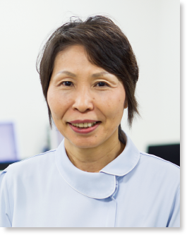 大阪樟蔭女子大学 教授 くすのき健康栄養センター長 大谷幸子氏