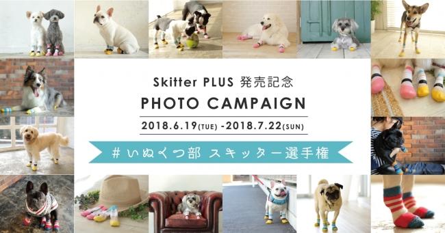 プレスリリース Skitter PLUS(スキッタープラス)