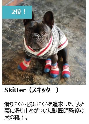 SKitter(スキッター)