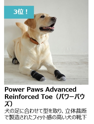 Power Paws Advanced Reunforced Toe(パワーパウズ)