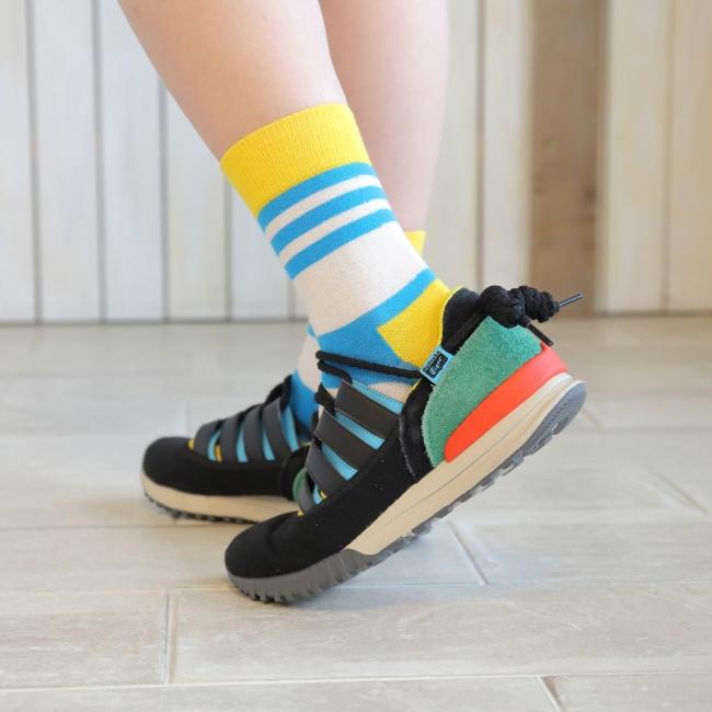 人用靴下 スキッター