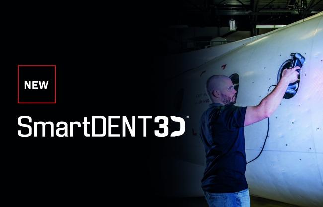 Creaform SmartDENT 3D表面検査ソフトウェア