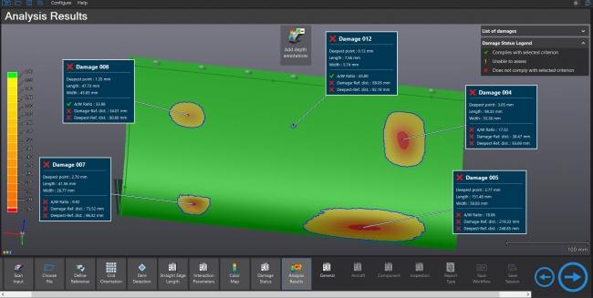 Creaform、航空宇宙産業用表面検査ソフトウェアSmartDENT 3Dを発売