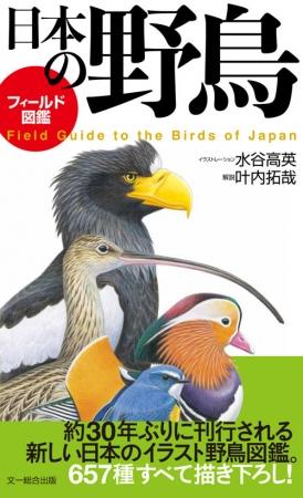 日本では約30年ぶり!イラストによる野鳥図鑑、ついに発売!|株式会社 ...