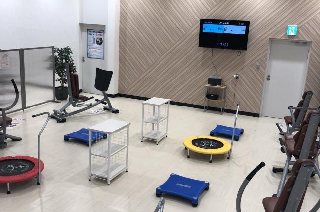 サーキットトレーニングスペース