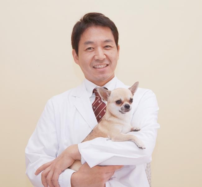 【監修者】 ヤマザキ動物看護大学 講師 危機管理学修士 福山 貴昭 先生