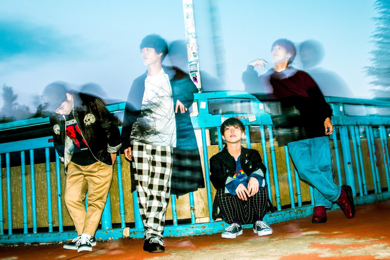 04 Limited Sazabys 新曲 Montage が新火9ドラマ Two Weeks オープニング曲に決定 日本コロムビア株式会社のプレスリリース