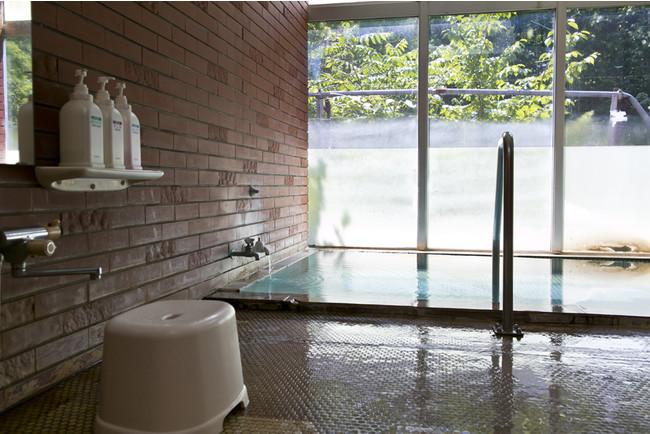 ホロホロ山荘「貸切風呂」