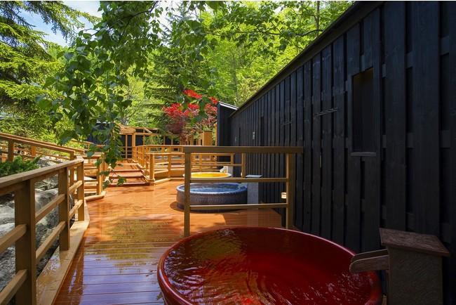 緑の風リゾート「散歩湯」