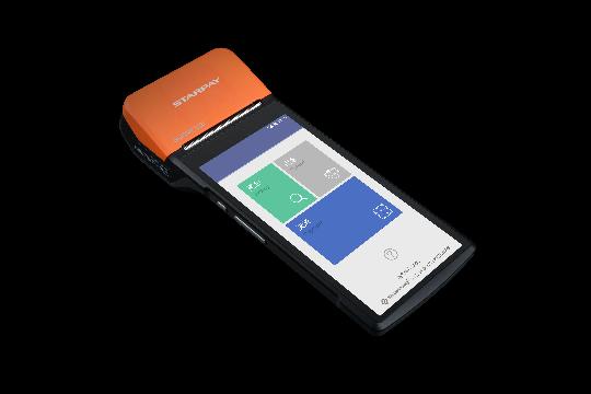 StarPay端末(SUNMI V1S V2 Pro)