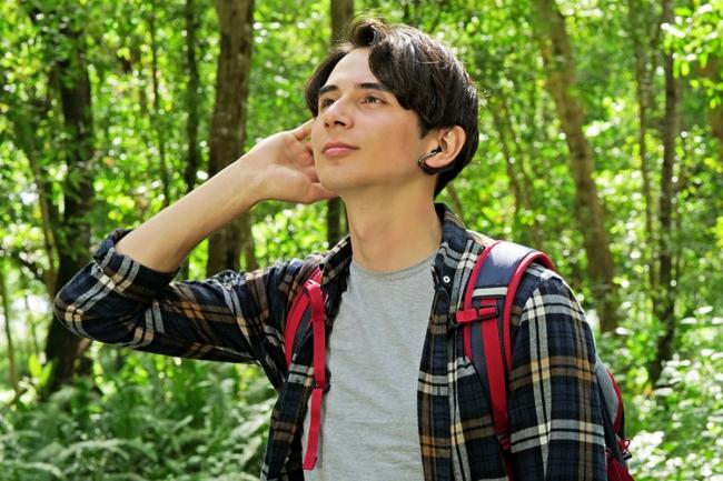 Xperia Ear Duo × 八芳園「耳から感じる新しい庭園体験」