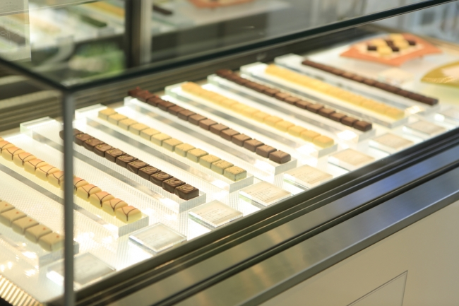 八芳園オリジナルチョコレート「kiki-季季-」