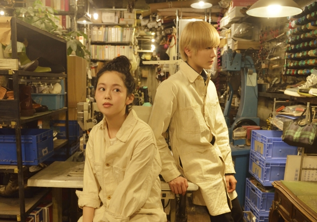 (C)2015 NIKKATSU, So-net Entertainment, Ariola Japan