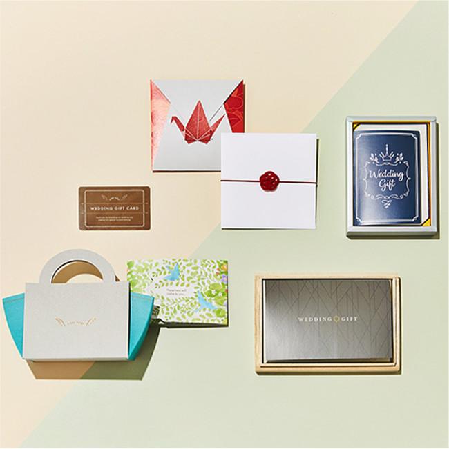e-order wedding 3品選びカタログギフト