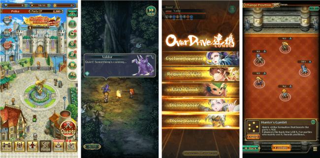 ▲グローバル版ゲーム画面(画像は英語版)