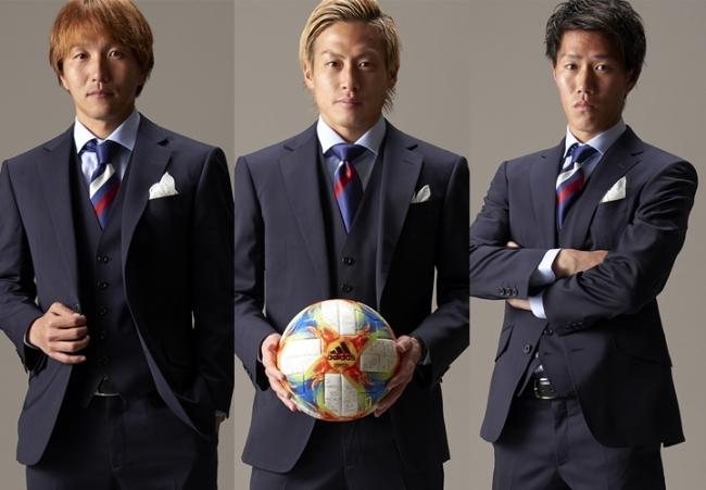 8d574416e0d5 オーダースーツ専門店「グローバルスタイル」が、横浜F・マリノスの2019 ...