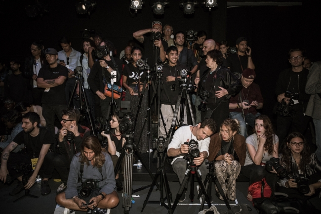 The Press at NYFW