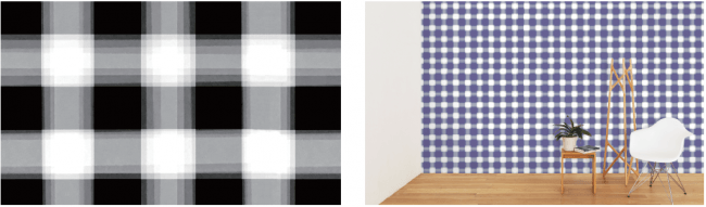 LAYERED GINGHAM 品番:CBIC006 - 007
