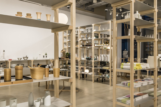 GOOD DESIGN STORE TOKYO by NOHARA KITTE丸の内店