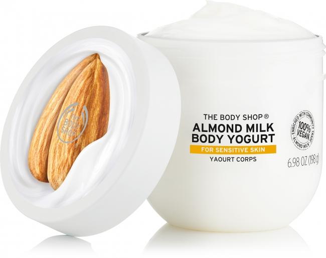 ボディヨーグルト アーモンドミルク