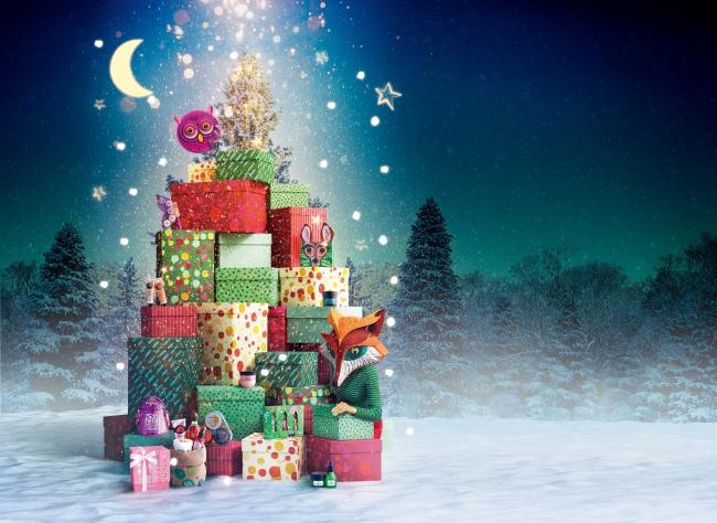 ザ・ボディショップ クリスマスコレクション2018