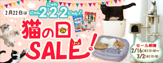 2月22日はネコの日!猫ちゃん好き必見!にゃんにゃんにゃんの日に ...