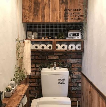 トイレをdiyおしゃれインテリアに変身収納自慢コンテスト結果発表