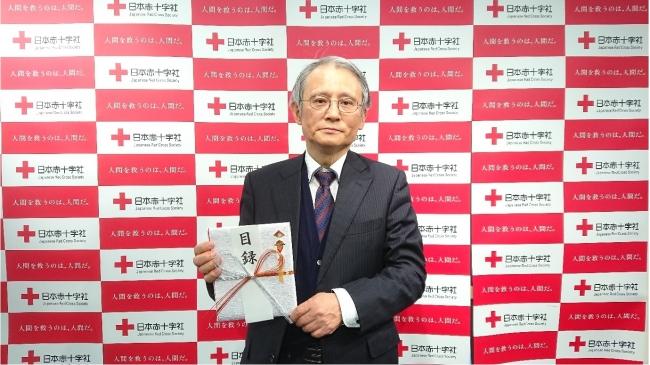 コロナ 赤十字