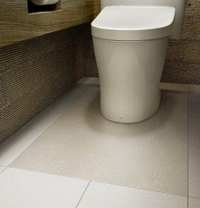 フードメディア(FoodMedia)が提供する光触媒技術応用のパブリックトイレ空間/TOTOの画像