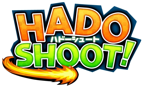 HADO SHOOTロゴ
