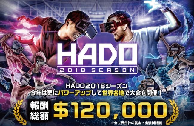 HADO2018シーズン