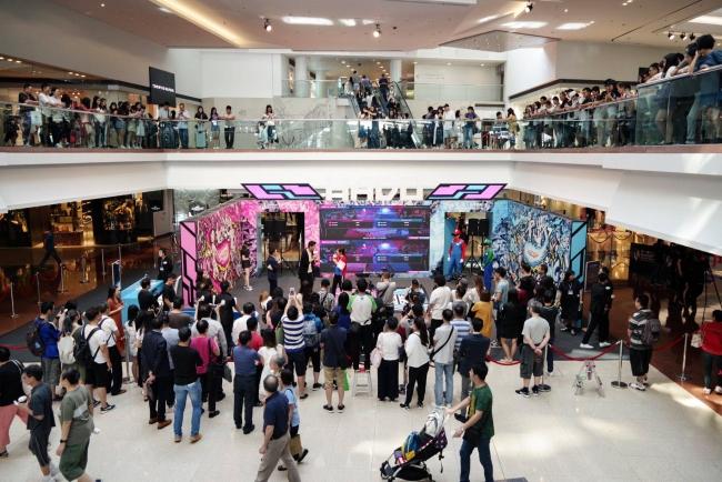 香港大会の様子