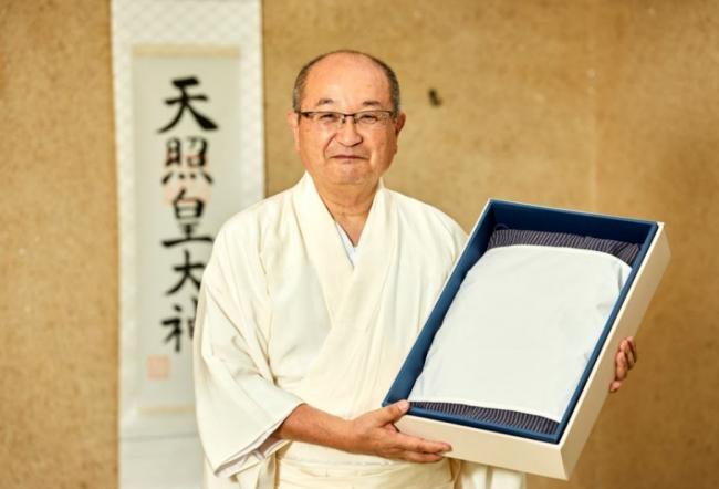 篠原龍(73)「想いを重ねて綴って、丁寧につくりあげました」