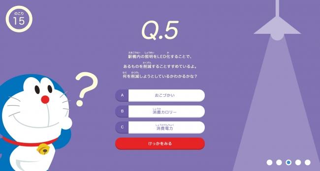 検定画面(イメージ)