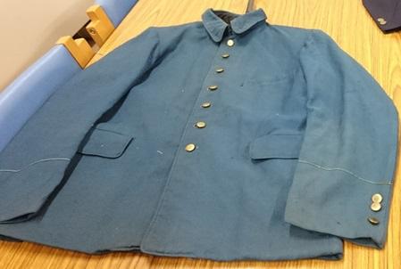90年前をモチーフとした制服
