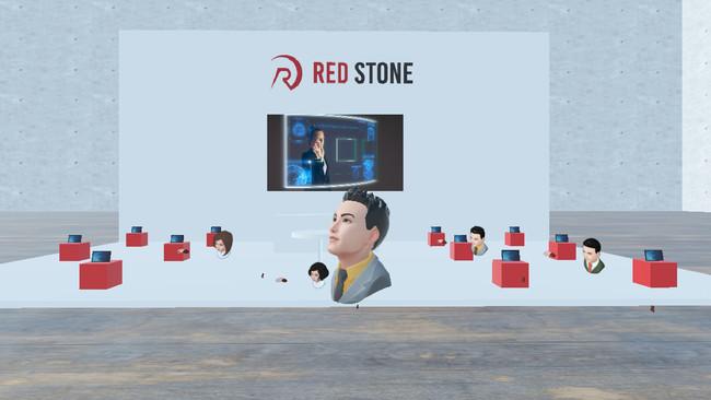 音声チャット対応型VRアバターサービスの導入イメージ