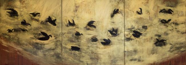 Marita Liulia 《Lampedusa》(2015), Serlachius Art Foundati