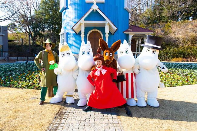 (C)Moomin Characters TM