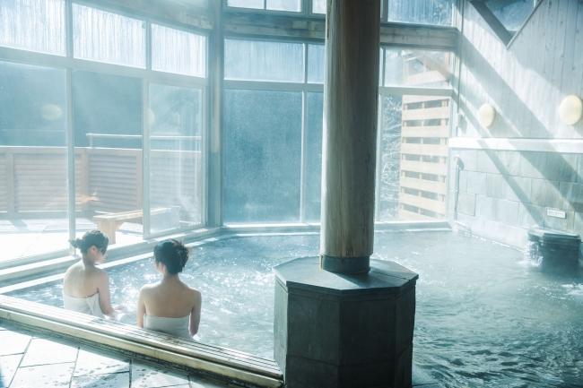 名栗エリアの天然温泉