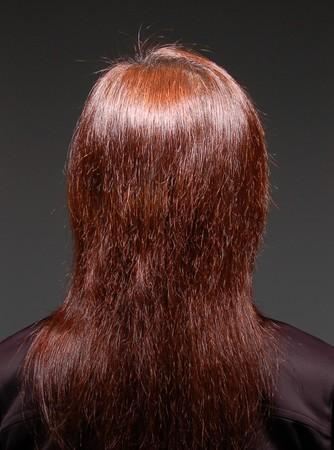 ▲46歳の髪(イメージ)