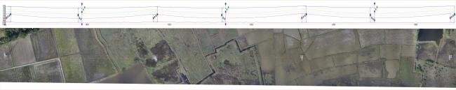 実際の送電線点検レポート