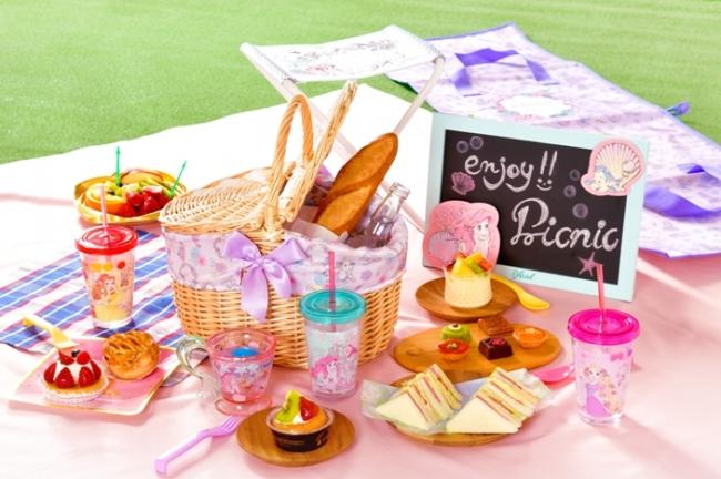 おしゃれなピクニックが楽しめるアイテムが登場!